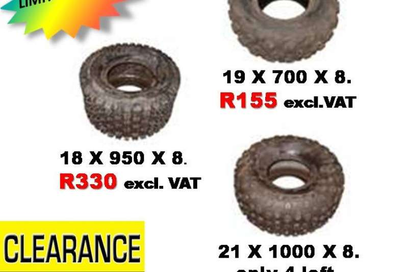 ATV Tyres on Special! Tyres