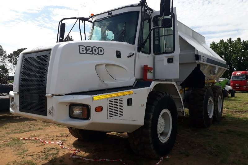 Bell B20D (18000L) Watertanker ADTs