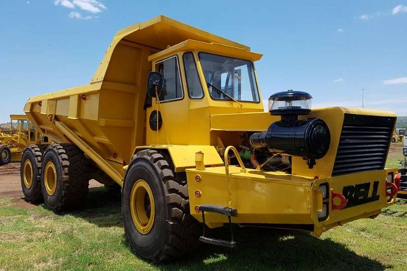 Bell BELL B30B 6X6  Dumper Truck ADTs