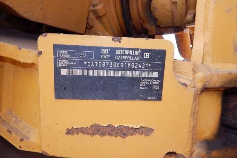 CAT Caterpillar 730 ADT ADTs