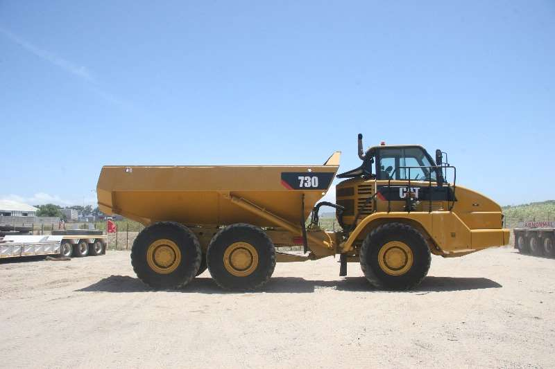 CAT Refurbished Cat 730 ADT ; TWO TO CHOOSE FROM ADTs