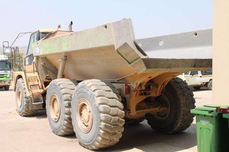 Caterpillar 725 Articulated Dump Truck ADTs