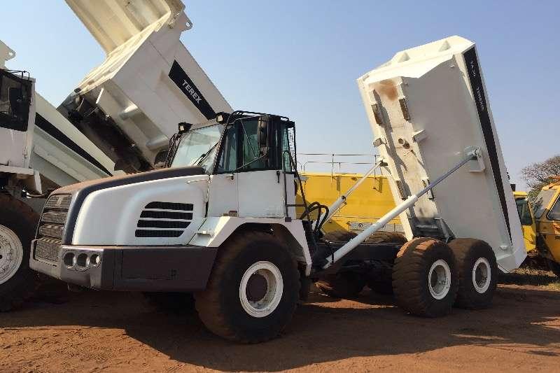 ADTs Terex TEREX off highway truck TA30 6X6 2004