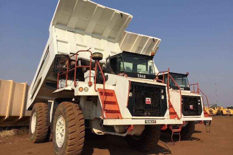 Terex TEREX  TR45 RIGID, OFF HIGHWAY TRUCKS,DUMPERS ADTs