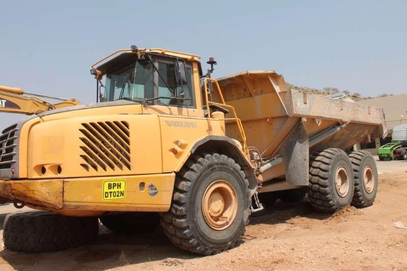 ADTs Volvo A30D Articulated Dump Truck 2014