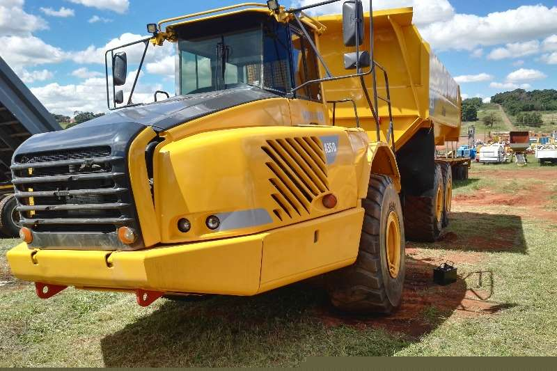 ADTs Volvo A35 2007