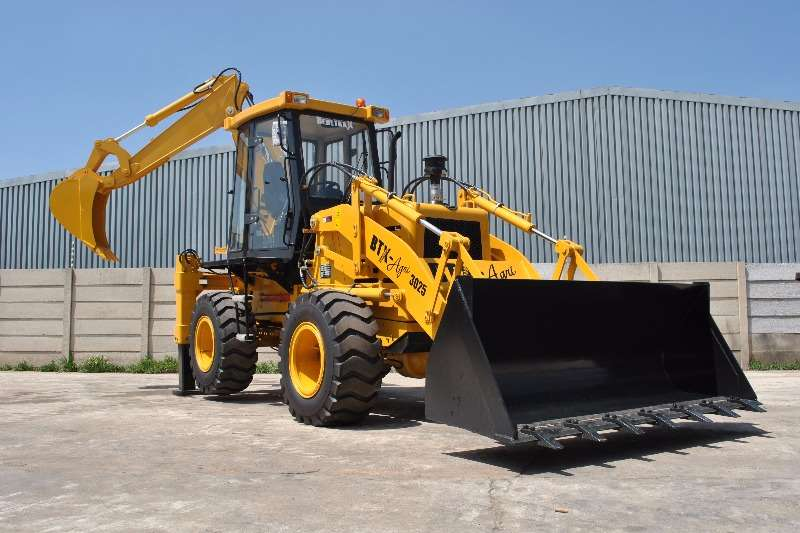 BTX-AGRI (30 25) Backhoe loader