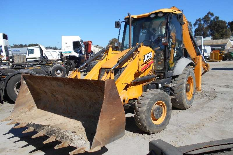 JCB JCB 3CX4 4x4 Backhoe loader