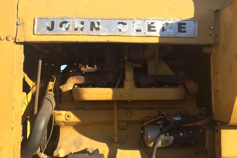 John Deere John Deere Loader 644B Backhoe loader