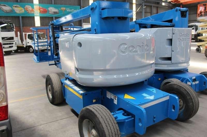 Genie Genie 45E 15.5m Electric Boom Lift Boom lifts