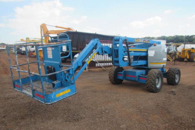 Boom Lifts Genie GENIE Z45/25 BOOMLIFT Electric 0