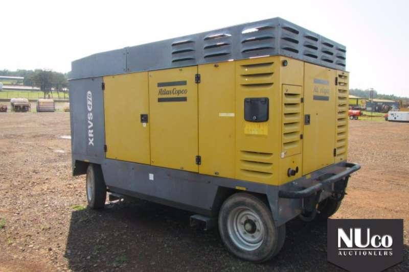 Atlas Copco ATLAS COPCO 476 COMPRESSOR Compressors