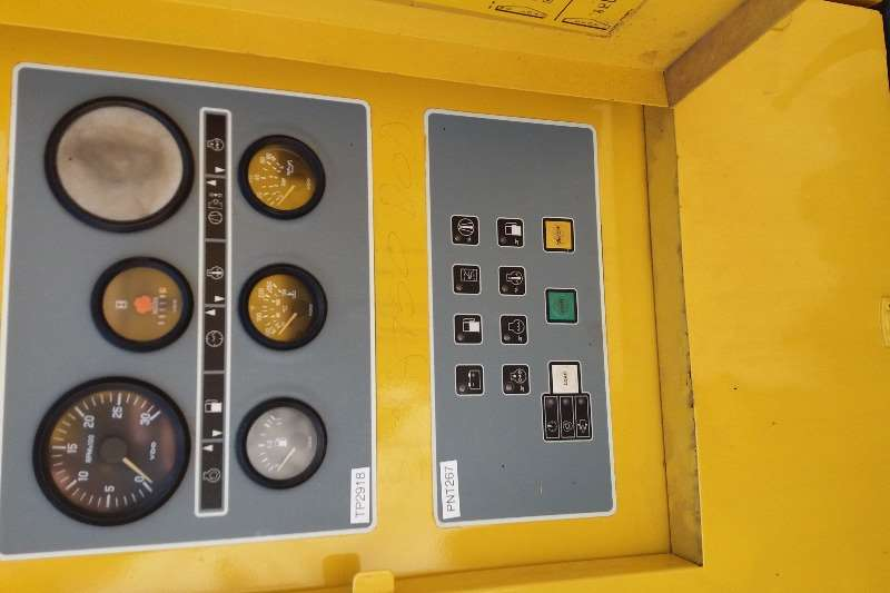 Atlas Copco CFM750 7BAR Compressors