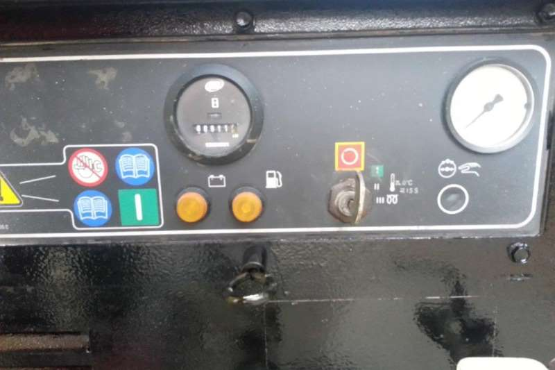 Ingersoll Rand Ingersoll Rand 7-41 Compressors