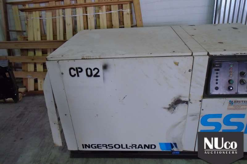 Ingersoll Rand INGERSOLL RAND COMPRESSOR V704D-6 Compressors