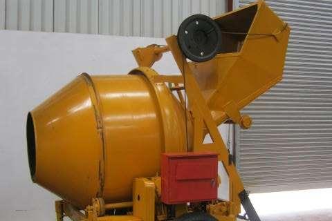Sino Plant 560 Kg Electric Concrete Mixer with Cable Skip Concrete mixer