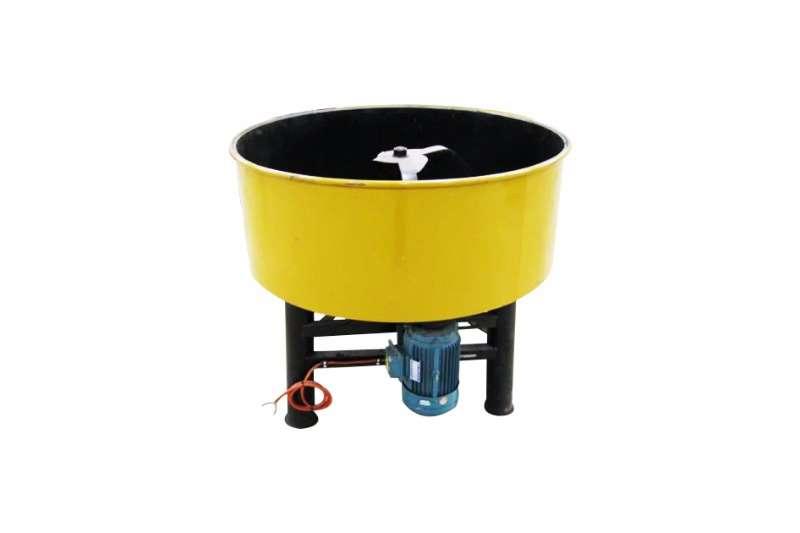 Sino Plant Pan Concrete Mixer Electric 380V 500 Litre Concrete mixer