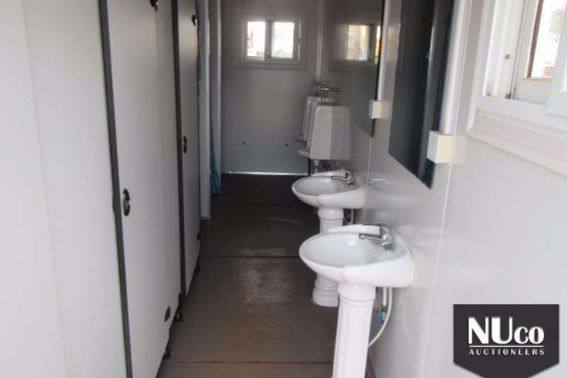 Other MOBILE TOILET AND SHOWER CONTAINER Containers