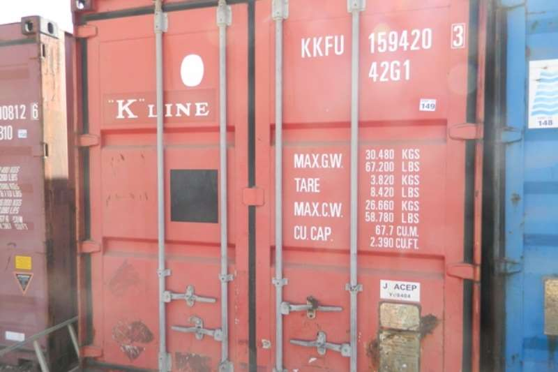 Containers Shipping Container Kline Container 0
