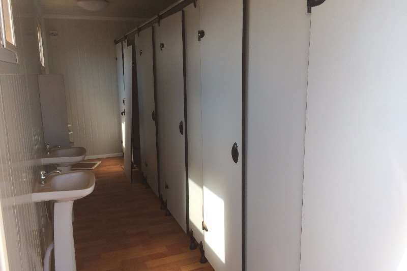 Sino Plant Container Shower Unit Containers