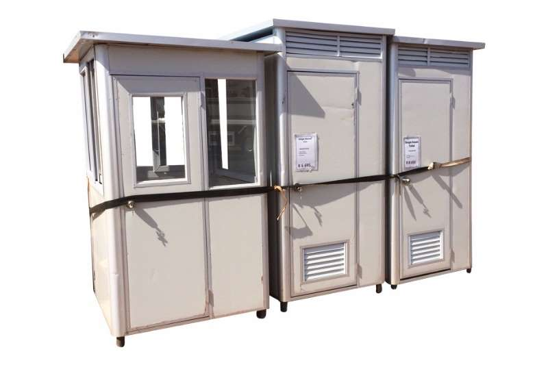 Sino Plant Sandwich Panel Single Room Unit   Shower Containers