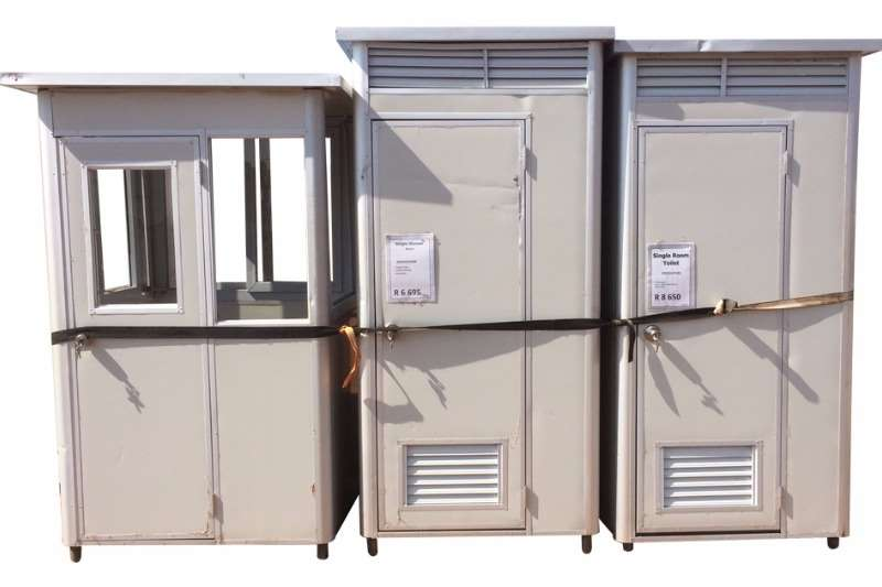 Sino Plant Sandwich Panel Single Room Unit   Toilet Containers