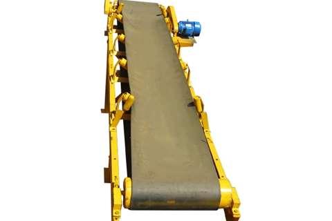 Sino Plant Conveyer Belt 380V 4 metre Conveyor belts