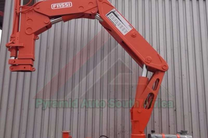Fassi Truck mounted F5.32 Cranes