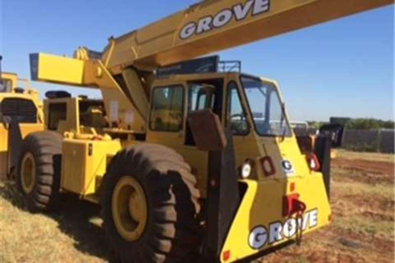 Grove All terrain Grove RT 58 B, ALL TERRAINCRANE Cranes Cranes