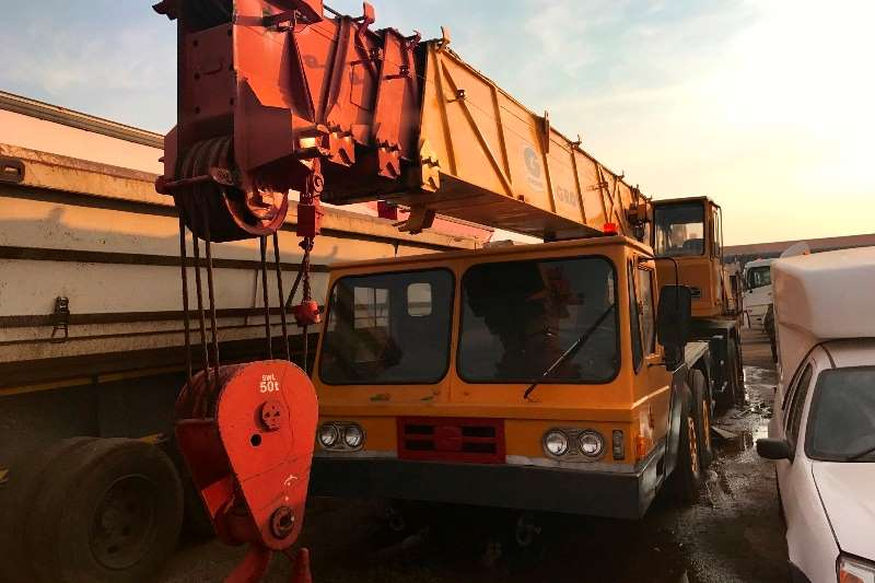 Grove All terrain TMS475 50 TON ALL TERRAIN CRANE Cranes