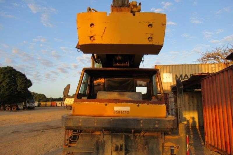 Grove Mobile Grove 50 Ton Mobile Crane Cranes