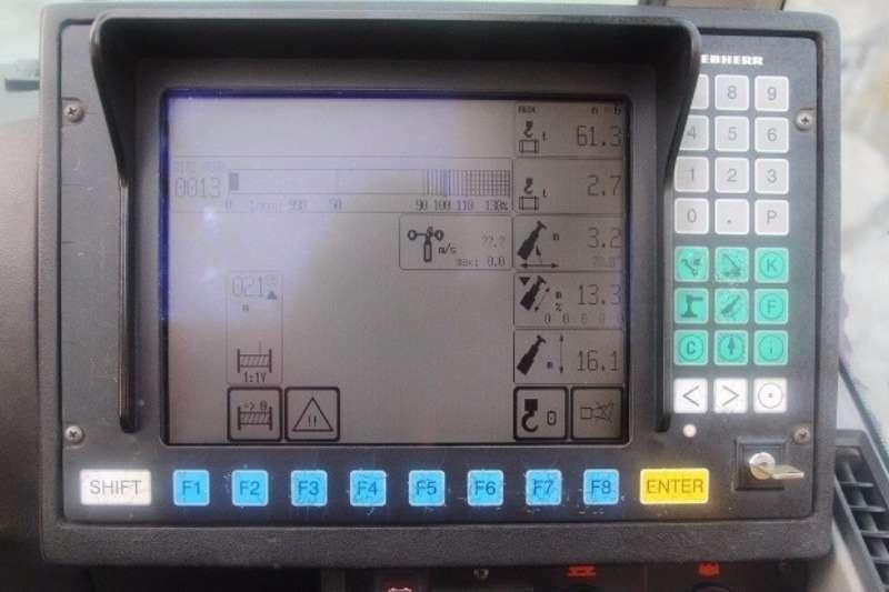 Liebherr LTM1220 5.2 Cranes