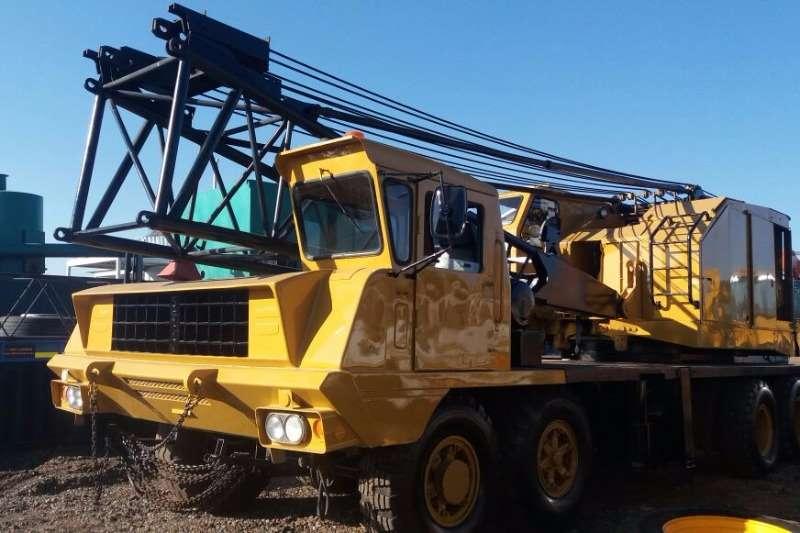 Other All terrain 75T Lattice Boom Crane Cranes