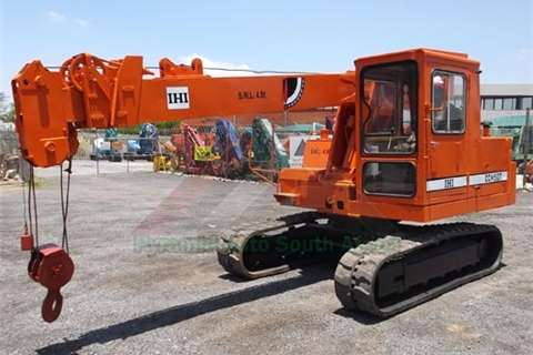 Cranes Other Crawler IHI CCH50T 0