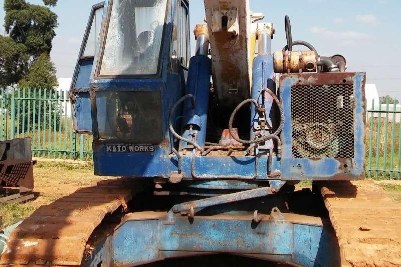 Other Kato 16 ton Hydraulic Crane on Tracks Cranes