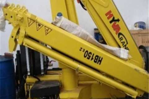 Other Mobile Hyva HB 150 Cranes