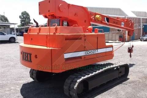 Other Mobile IHI CCH50T Cranes