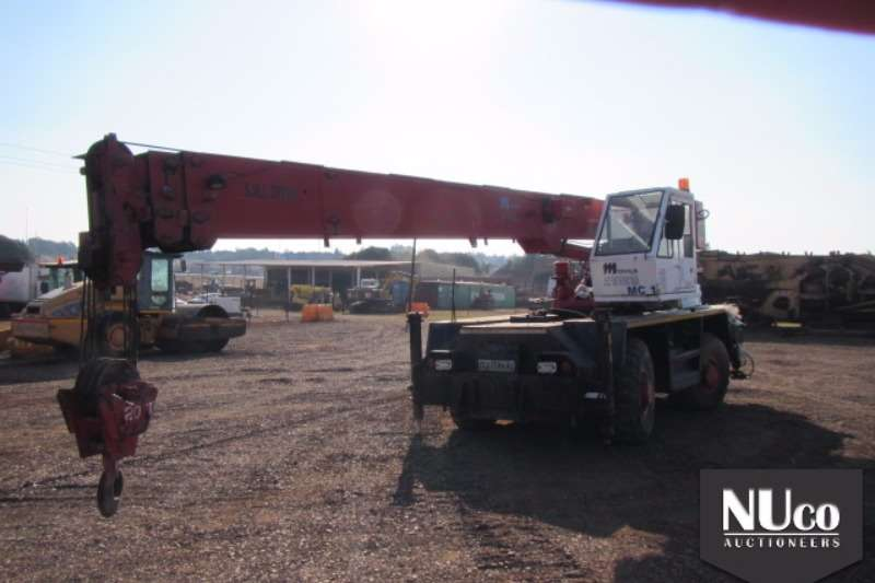 Other PPM 20T MOBILE CRANE (non Runner) Cranes