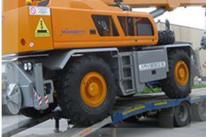Other Rough Terrain Cranes