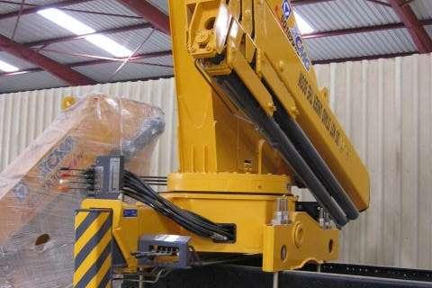 Other Truck mounted 20 Ton Meter Crane Cranes
