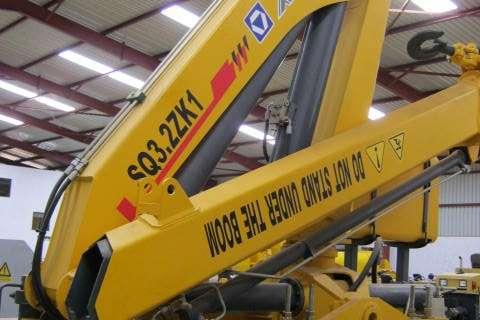 Other Truck mounted 7 Ton Meter Crane Cranes