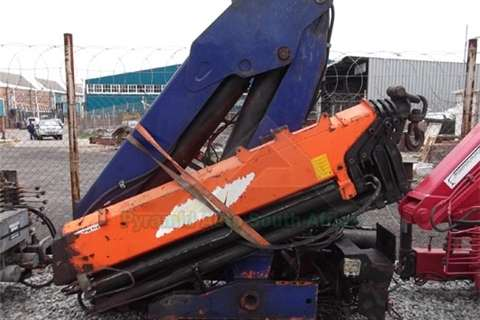 Other Truck mounted PM 36024 Cranes