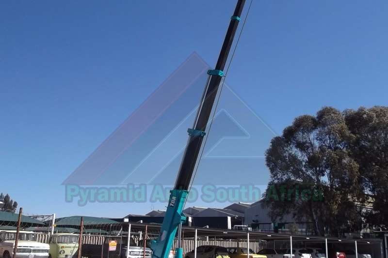 Other Truck mounted Toa CC266HAW Cranes