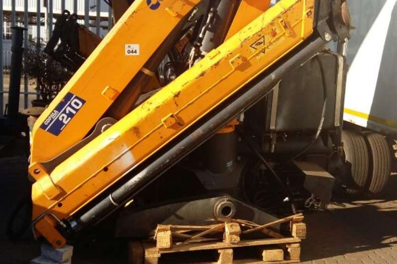 Other Various Used Cranes Available Cranes