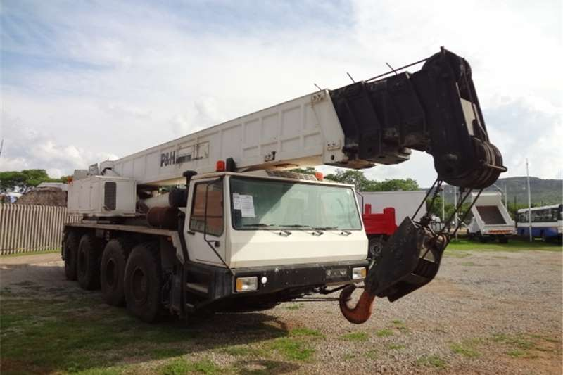 P&H Tipper S75 Omega Cranes