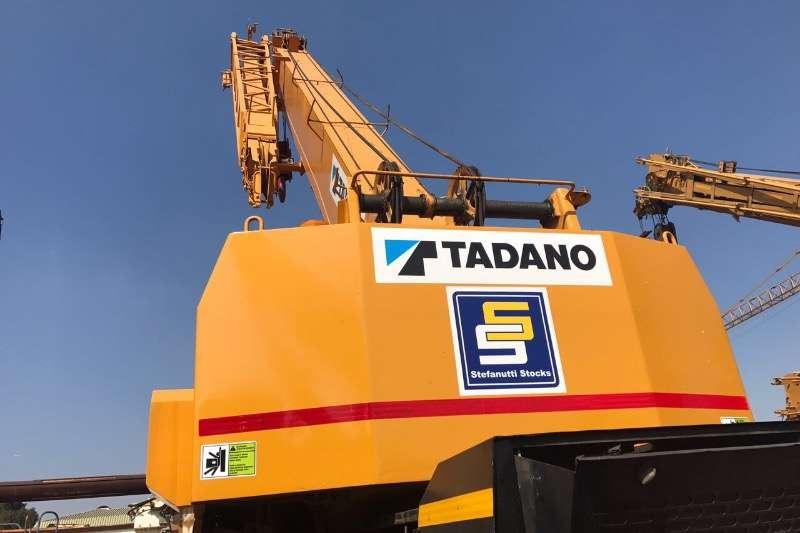 Tadano Rough terrain TR 250 M-4 ROUGH TERRAIN CRANE Cranes