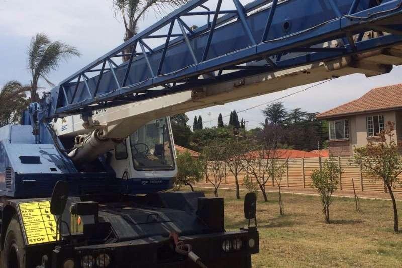 Tadano TR300E 1 (30t) All Terrain Crane Cranes