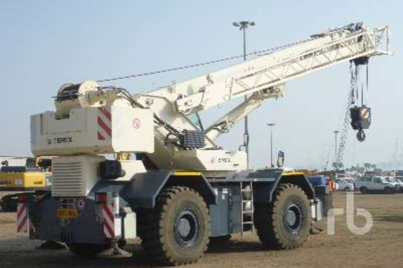 Terex Rough terrain A600 Cranes