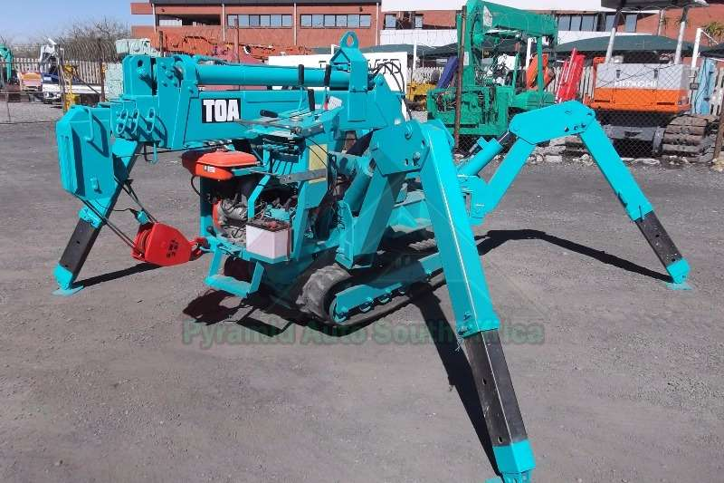 Cranes Toa Crawler CC266HAW 0