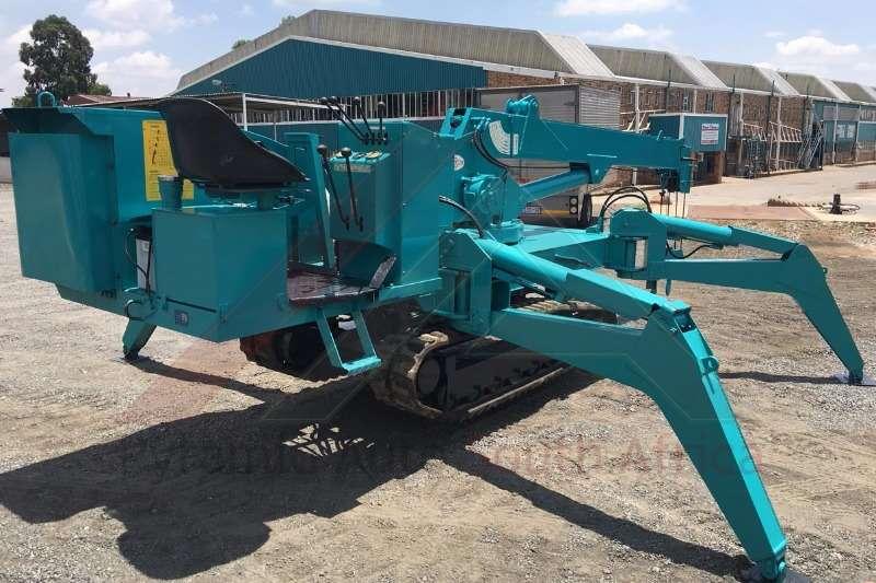 Toa Crawler TC304HAL Cranes
